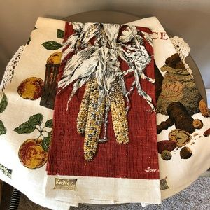 Kay Dee Vintage Linen Dead Stock Kitchen Towels